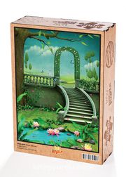 Masal Bahçesi Ahşap Puzzle 2000 Parça (CK52-MM)
