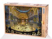 Ayasofya Camii - İç Görünüm Ahşap Puzzle 2000 Parça (SY52-MM)