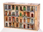 Kapılar Ahşap Puzzle 2000 Parça (OB50-MM)