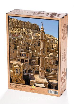 Mardin ve Şehidiye Camii Ahşap Puzzle 2000 Parça (DI51-MM)