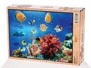 Resif Ahşap Puzzle 2000 Parça (DG55-MM)