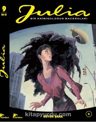 Julia 9 / Büyük Şaka-Yaşam Oyunu - Giancarlo Berardi pdf epub