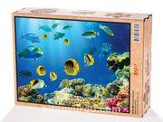 Tropikal Balıklar Ahşap Puzzle 2000 Parça (HV52-MM)