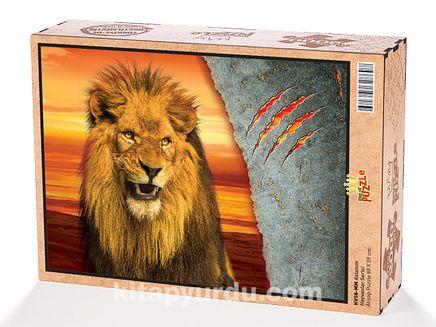 Aslanım Ahşap Puzzle 2000 Parça (HV58-MM)