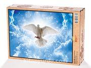 Barış Güvercini Ahşap Puzzle 2000 Parça (HV59-MM)