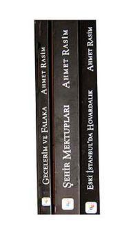 Ahmet Rasim Seti (3 Kitap Takım)