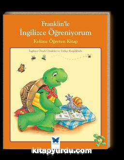 Franklin'le İngilizce Öğreniyorum & Kelime Öğreten Kitap