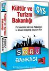 2015 GYS Kültür ve Turizm Bakanlığı Soru Bankası