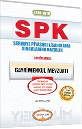 SPK 1019 Gayrimenkul Mevzuatı - Kollektif pdf epub