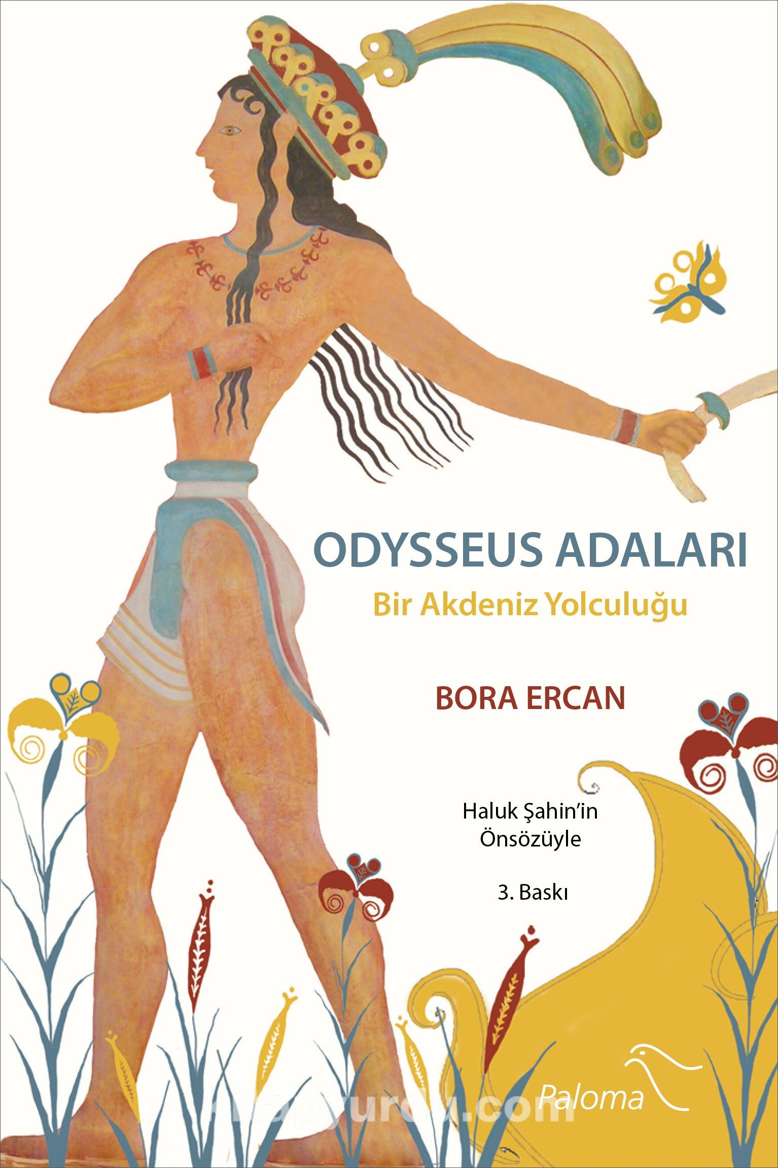 Odysseus AdalarıBir Akdeniz Yolculuğu - Bora Ercan pdf epub