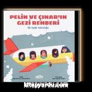 Pelin ve Çınar'ın Gezi Rehberi / İlk Uçak Yolculuğu