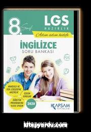 LGS İngilizce Soru Bankası