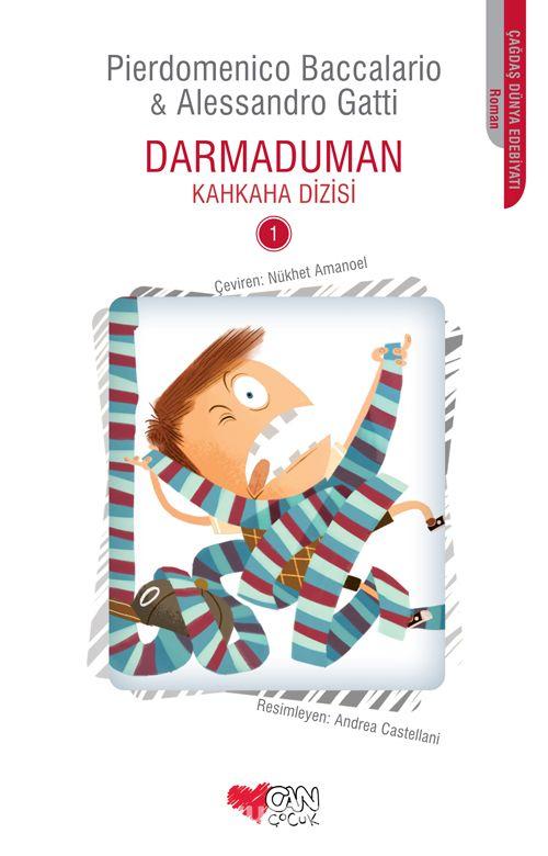Darmaduman / Kahkaha Dizisi 1 - Pierdomenico Baccalario pdf epub