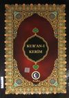 Kur'an-ı Kerim (Mushaf-Cami Boy)