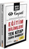 2020 KPSS Empati Eğitim Bilimleri Tek Kitap Çözümlü Soru Bankası