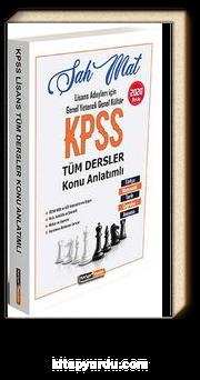 2020 KPSS Şah Mat Genel Yetenek Genel Kültür Tüm Dersler Konu Anlatımlı