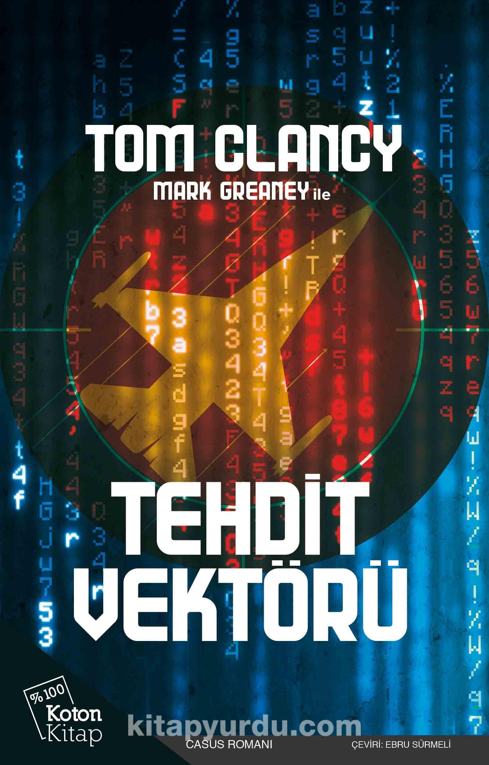 Tehdit Vektörü - Tom Clancy pdf epub