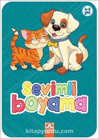 Sevimli Boyama (Turkuaz) - Kollektif pdf epub