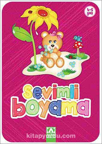 Sevimli Boyama (Pembe) - Kollektif pdf epub