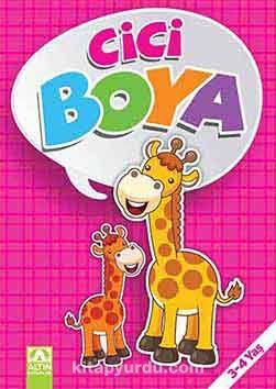 Cici Boya (Pembe) - Kollektif pdf epub
