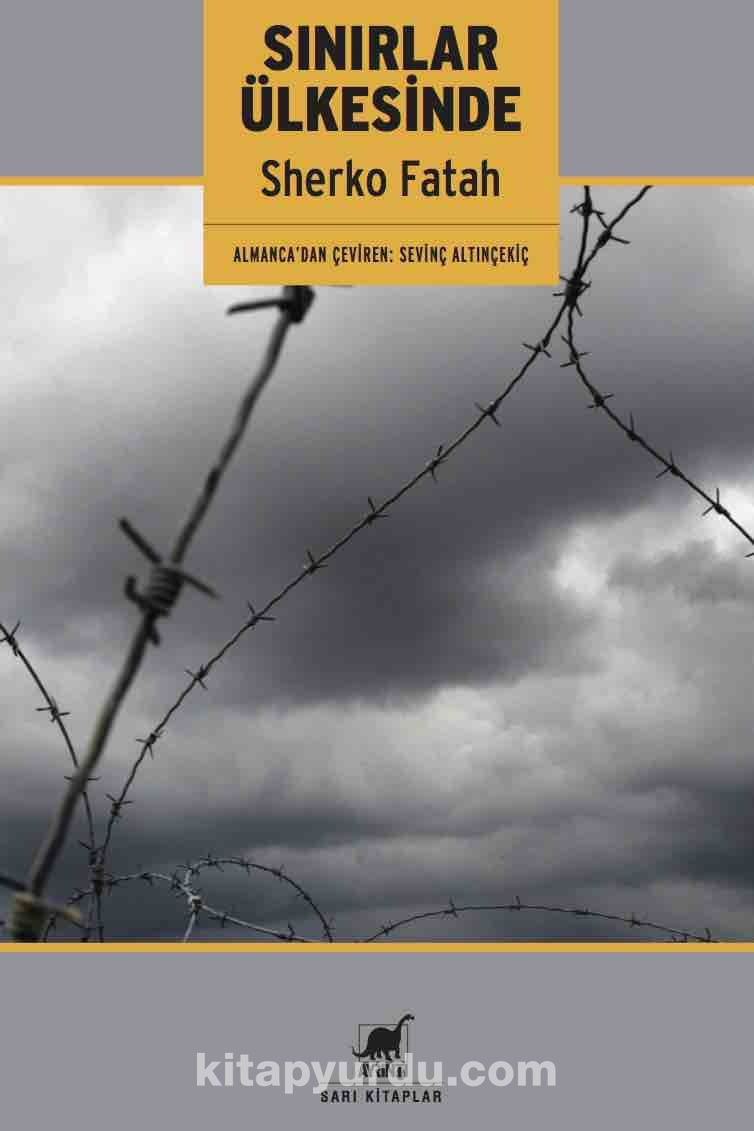 Sınırlar Ülkesinde - Sherko Fatah pdf epub