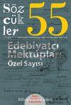 Sözcükler İki Aylık Edebiyat Dergisi Sayı:55 Mayıs-Haziran 2015
