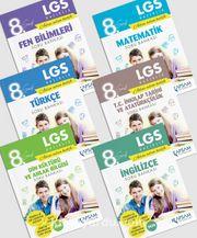 LGS 6'lı Soru Bankası Seti (2020- Yeni Nesil)