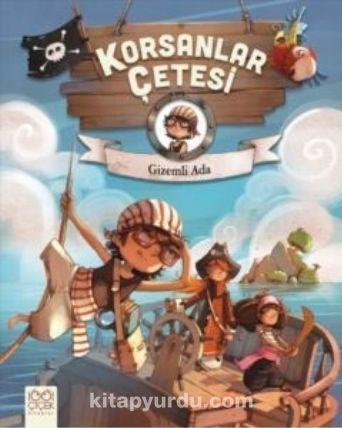 Korsanlar Çetesi / Gizemli Ada - Kollektif pdf epub