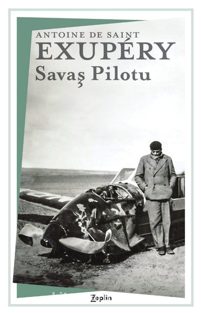 Savaş Pilotu - Antoine De Saint Exupery pdf epub