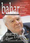 Berfin Bahar Aylık Kültür Sanat ve Edebiyat Dergisi Sayı:261 Kasım 2019
