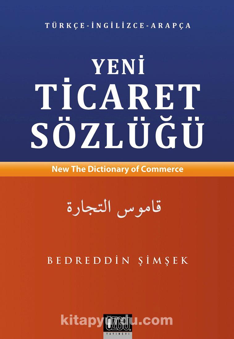 Yeni Ticaret Sözlüğü - Bedreddin Şimşek pdf epub