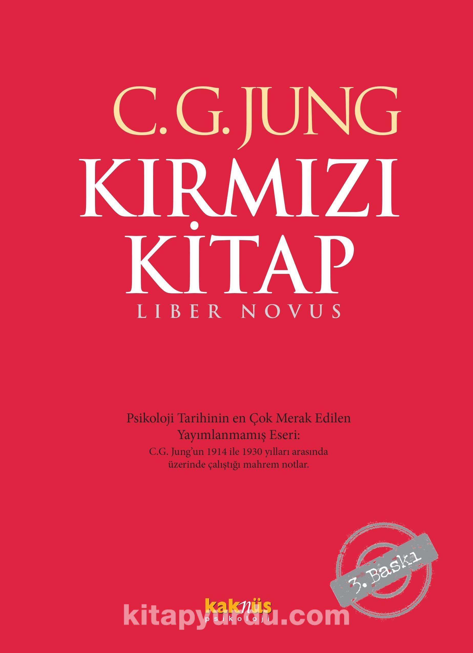 Kırmızı Kitap - Carl Gustav Jung pdf epub