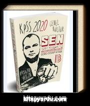 2020 KPSS Genel Kültür Sen Bilirsin Soru Cevap Kitabı