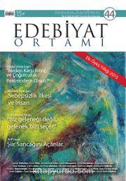 Edebiyat Ortamı Dergi Sayı:44 Mayıs-Haziran 2015