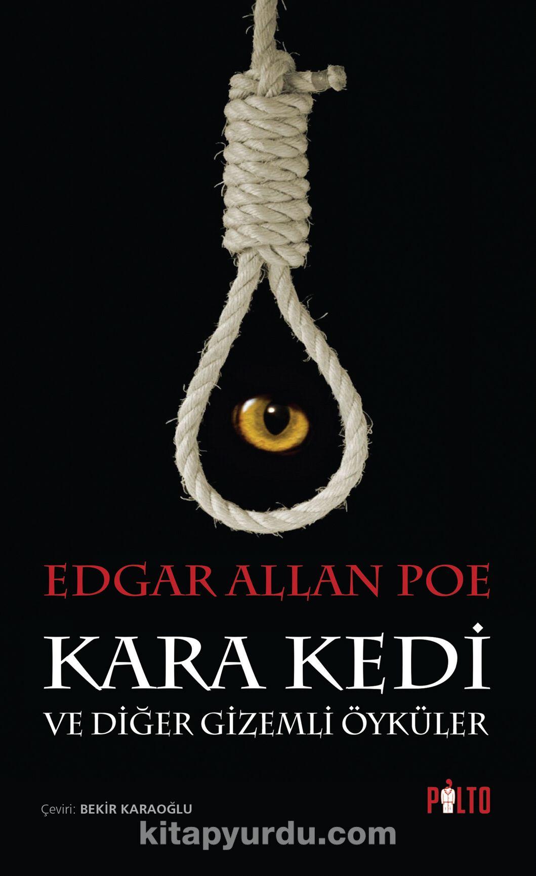 Kara Kedi ve Diğer Gizemli Öyküler - Edgar Allan Poe pdf epub