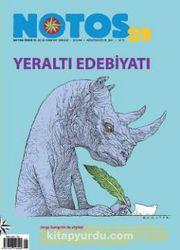 Notos Öykü İki Aylık Edebiyat Dergisi Ağustos-Eylül Sayı:29