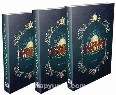 Allah'ın Elçileri Peygamberler (3 Kitap Takım)