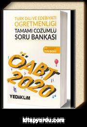 2020 KPSS ÖABT Türk Dili ve Edebiyatı Öğretmenliği Tamamı Çözümlü Soru Bankası