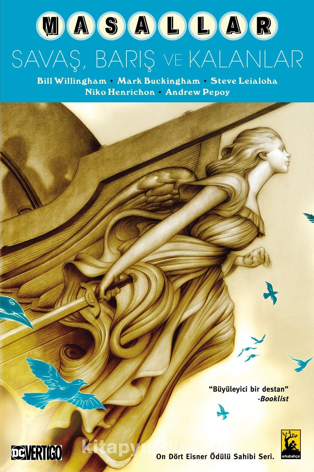 Masallar 11 / Savaş, Barış ve Kalanlar - Bill Willingham pdf epub