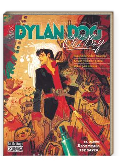 Dylan Dog Maxi Albüm 18
