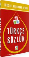 Türkçe Sözlük (Türk Dil Kurumuna Uygun)