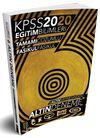 2020 KPSS Eğitim Bilimleri 6 Altın Çözümlü Fasikül Deneme