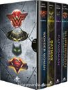 DC İkonlar Serisi  Kutulu Özel Set (4 Kitap) (Ciltli )