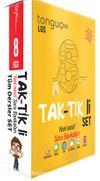 LGS Tak-Tik'li Set Yeni Nesil Soru Bankaları