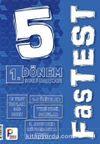 5. Sınıf 1.Dönem Fastest Soru Bankası