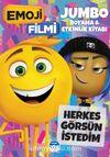 Emoji Filmi Jumbo Boyama - Etkinlik Kitabı