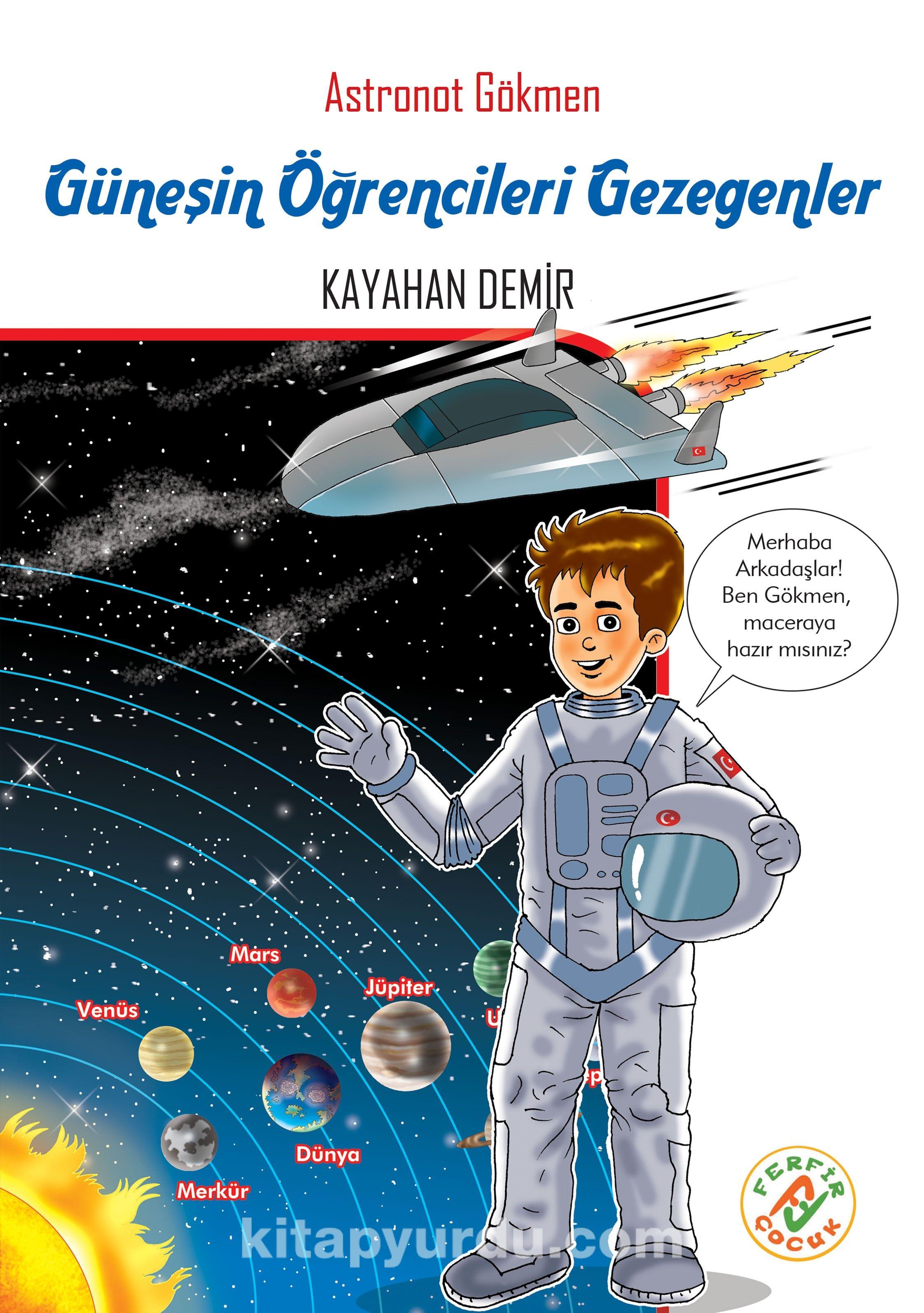 Güneşin Öğrencileri Gezegenler - Kayahan Demir pdf epub