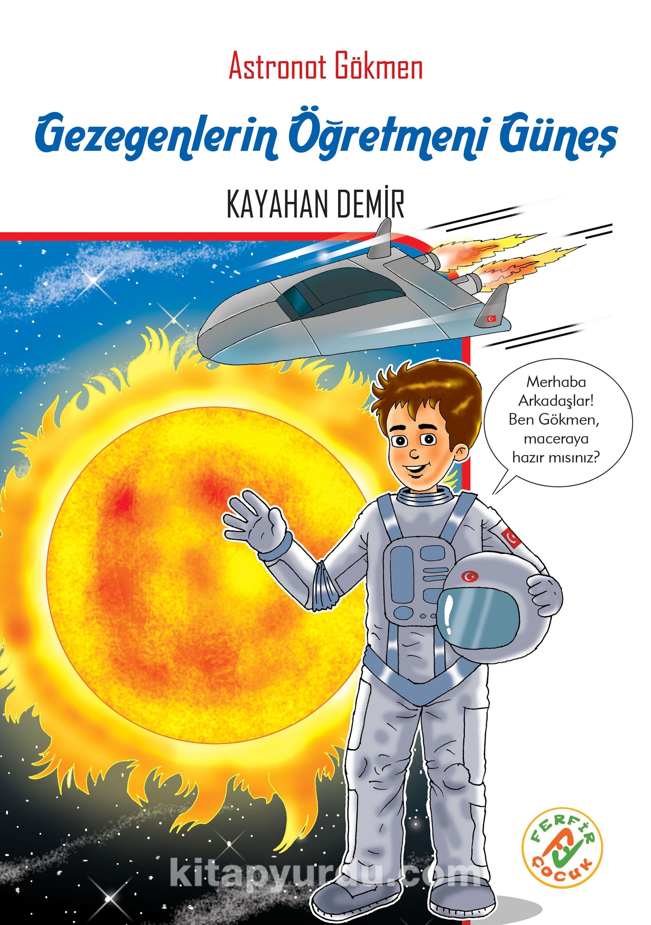 Gezegenlerin Öğretmeni Güneş - Kayahan Demir pdf epub