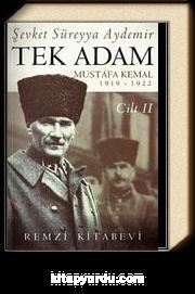 Tek Adam Mustafa Kemal 3 cilt