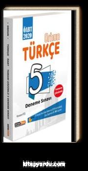 2020 ÖABT Orhun Türkçe Tamamı Çözümlü 5 Deneme Sınavı